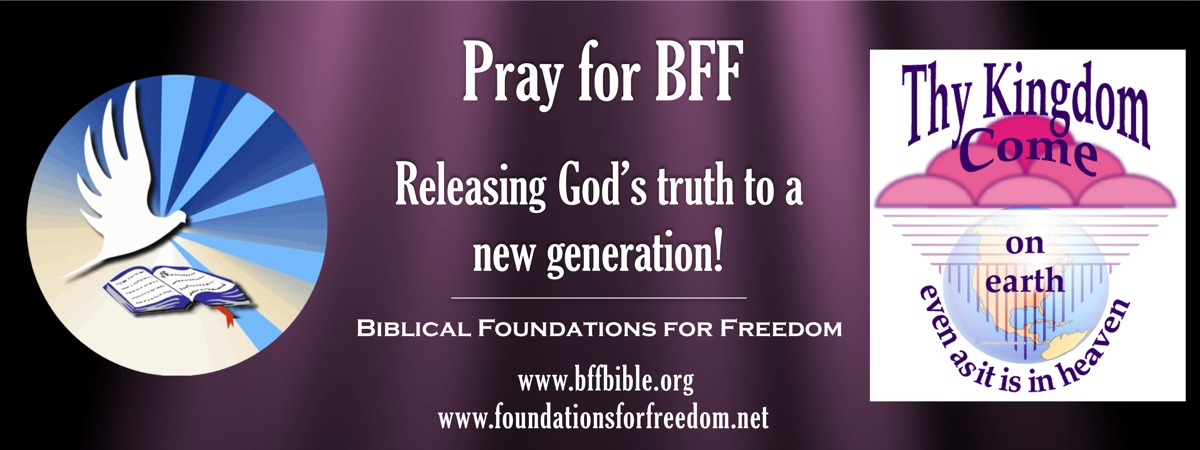 BFF Prayer Letter