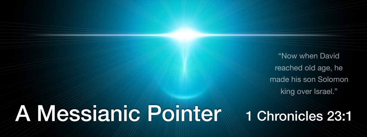 A Messianic Pointer 