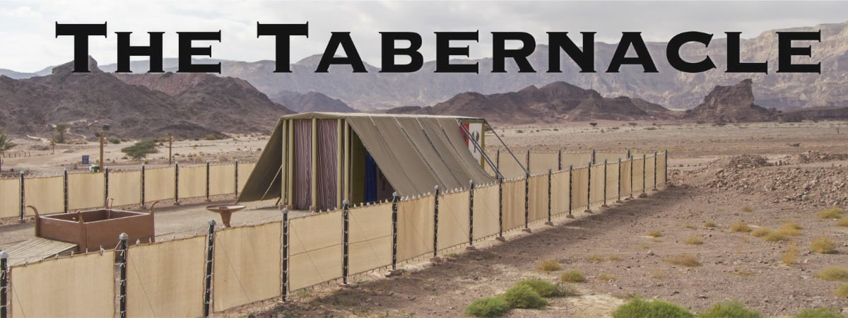 The Tabernacle— a way to God