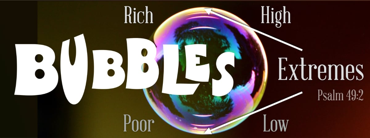 Psalm 49:2 draws attention to the great contrast between the rich and poor, high and low.