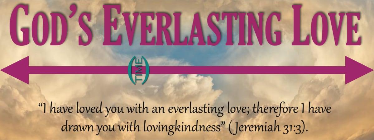 God's Everlasting Love (Jeremiah 31:3)