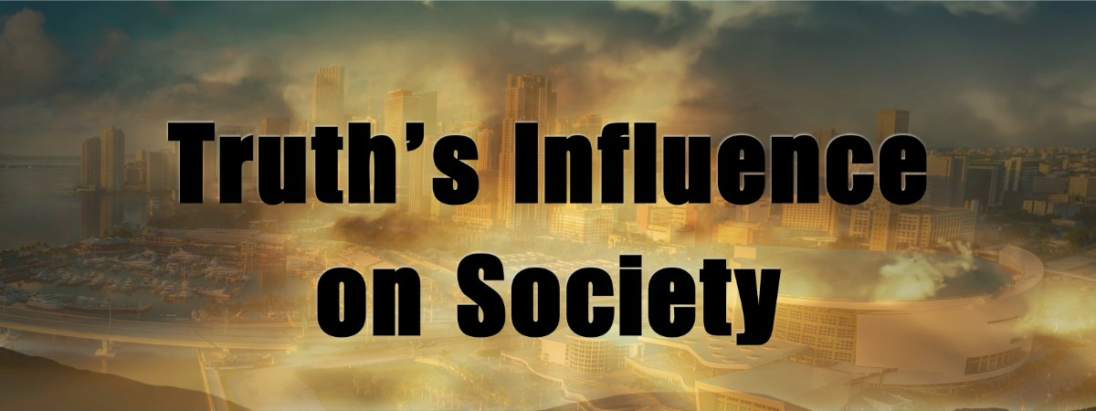 Truth's Influence on Society